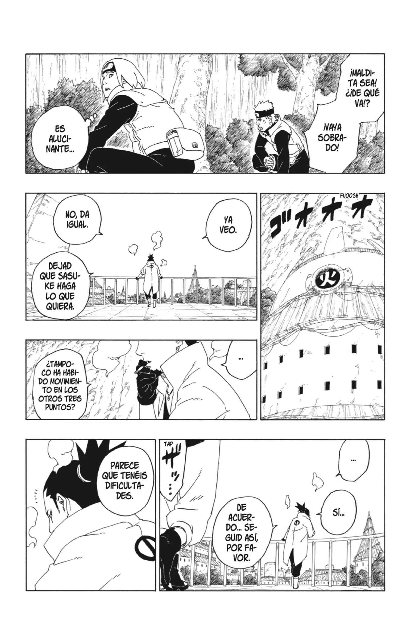 Boruto Manga Capitulo 61, image №14