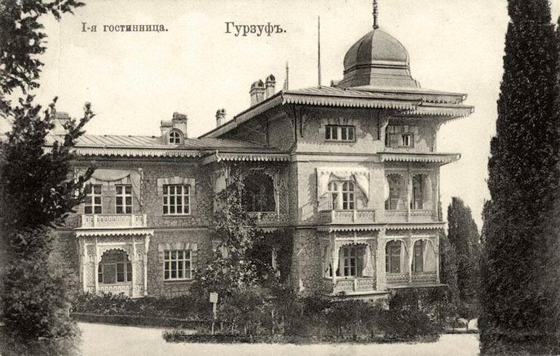 Петр Ионович Губонин - основатель курорта Гурзуф, изображение №3