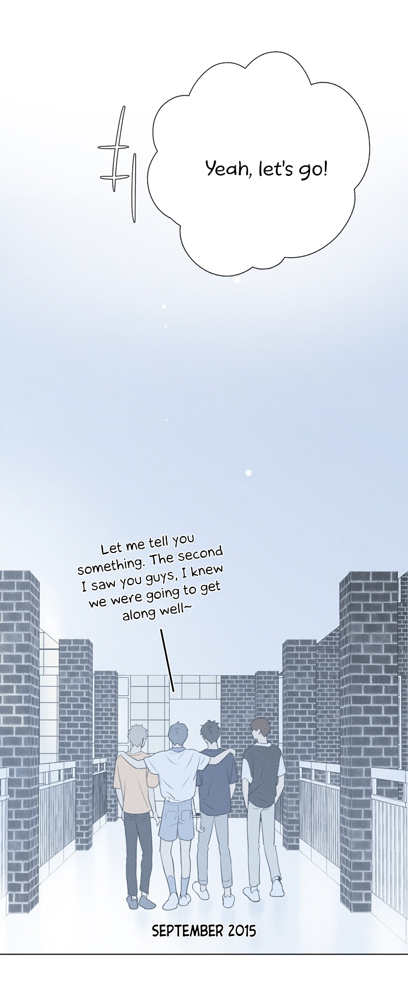 Here U are, Chapter 137: Side Story 5, image #35