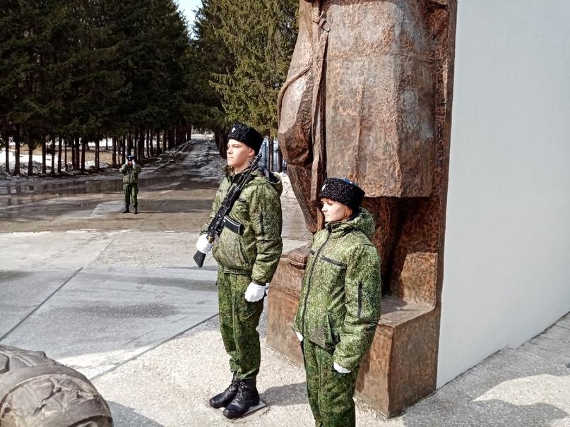 Городская Вахта Памяти., изображение №7