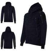 F2 синий, флисовая куртка