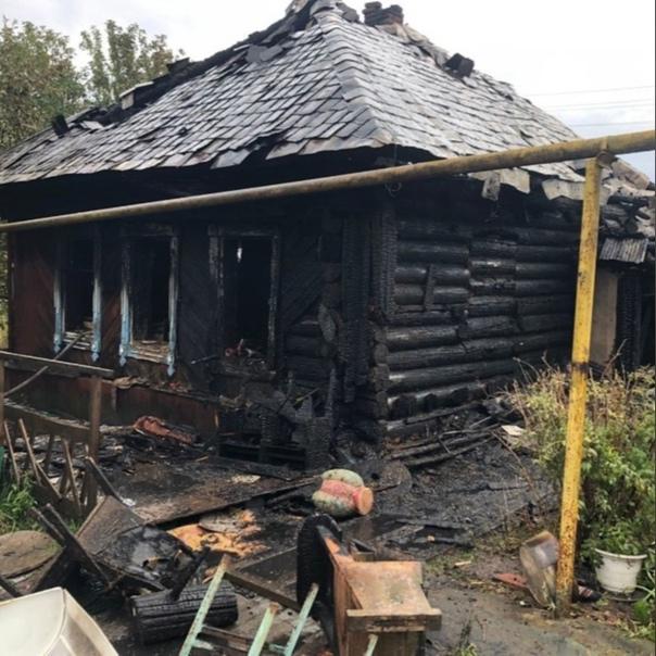 🔥 В Марий Эл из-за детской шалости сгорел частный ...