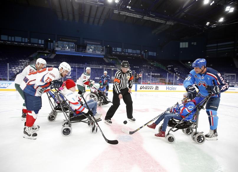 13 февраля в Казани состоится юбилейный матч благотворительного проекта «Хоккей каждому», изображение №3