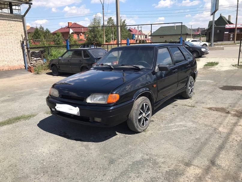 Купить ВАЗ 2114 супер авто двигатель 16 кл.   Объявления Орска и Новотроицка №28396