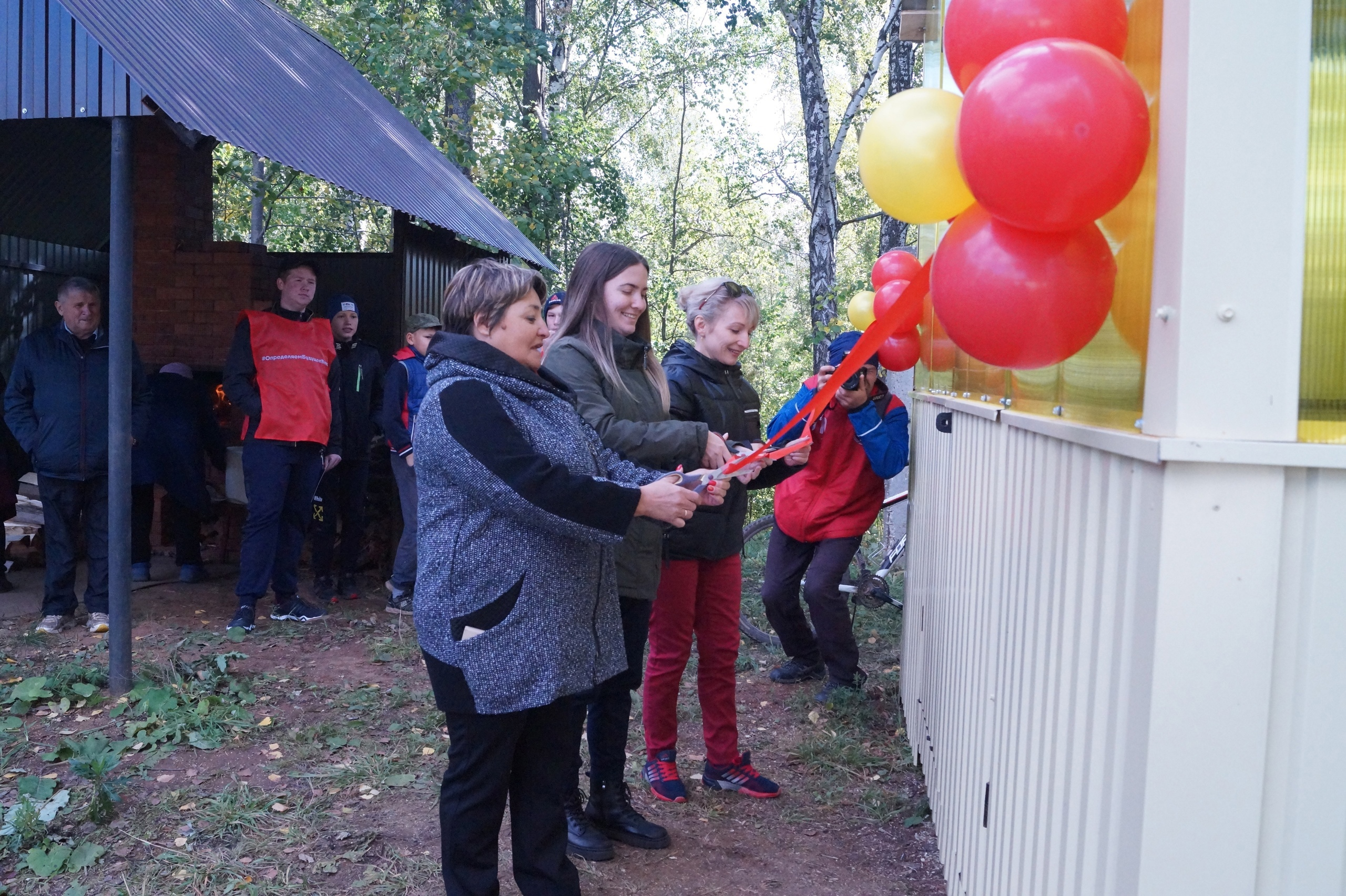 💥11 сентября на территории Юбери-Парка состоялся Открытый