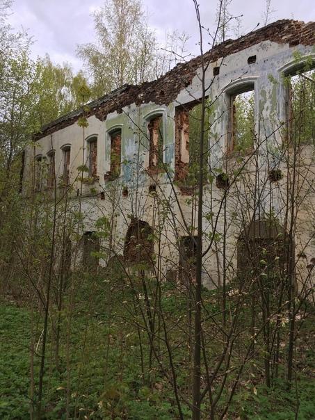 п. Каменка Вичугского района ассоциируется с усадь...