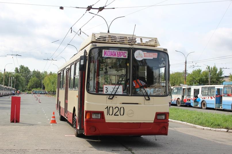 Конкурс профессионального мастерства среди водителей троллейбуса— 2021., изображение №79