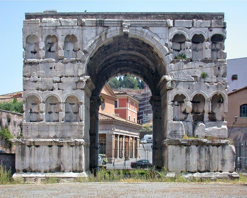 Храм Януса в Риме