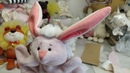 Зайчишки! Они живые, смешные)) правда, правда) Веселите друг друга - 1 апреля на дворе!  #перчаточна