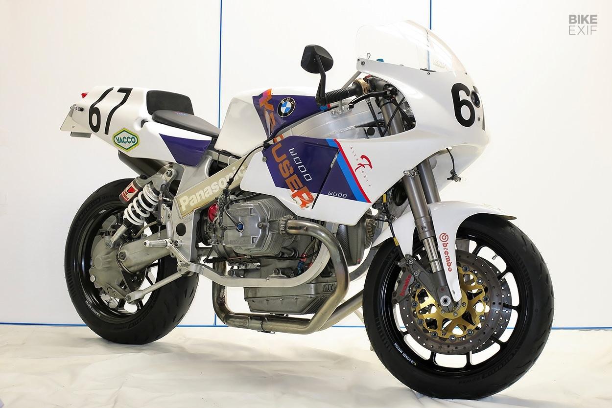 Boxer Moto: кастом BMW Boxer