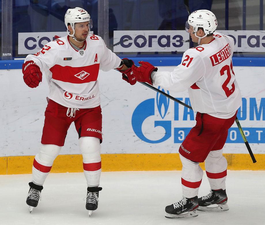 Сергей Широков и Йори Лехтеря