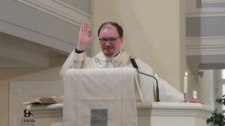 Проповедь на второе воскресенье после Пасхи ()
