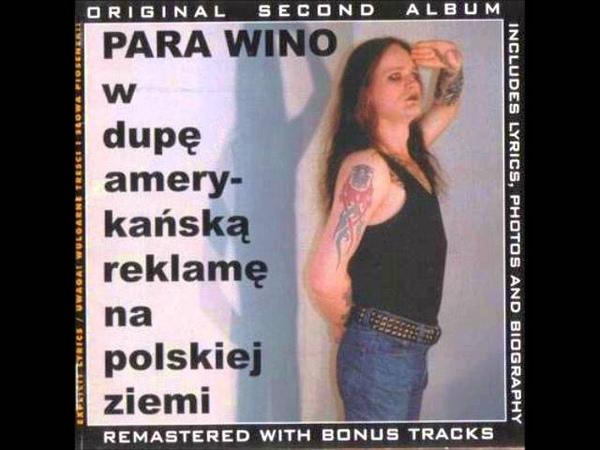 Para Wino I do ucha i do tańca