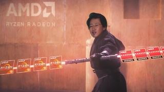 Darth AMD: Duel of the Fates (feat. NVIDIA & INTEL)