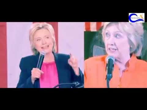 ❓🤔Wie entstehen Doubles Klone und Robotrons Hier am Beispiel Hillary Clinton 😉