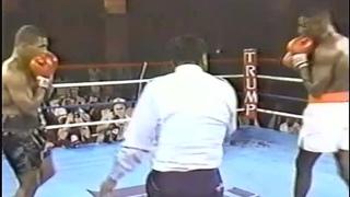 1986-08-17 Jose Ribalta - Mike Tyson