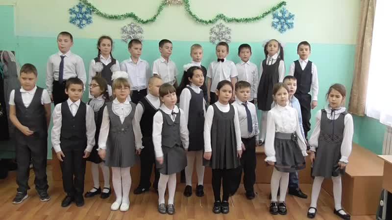 Битва хоров 2 в МБОУ СОШ №9 г Куса