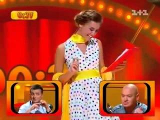 Рассмеши комика 6 сезон 2013 Учительница из Белоруссии