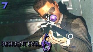 Прохождение Resident Evil 6: Крис - Часть 7: Зараженный Авианосец