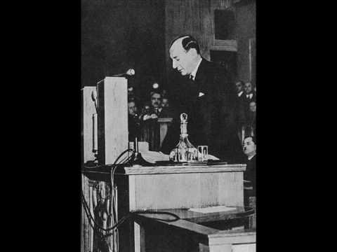 Przemówienie Józefa Becka w Sejmie 5 maja 1939 1
