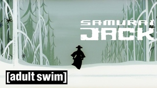 Samurai Jack | Jack Vs. the Bounty Hunters | Adult Swim UK 🇬🇧