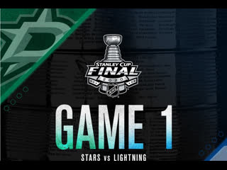 Stanley Cup Final 2020 Game 1 Dallas Stars-Tampa Bay Lightning