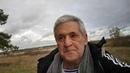 00.VID.Andrej Bukreev. Язык соснового бора на полуострове. Справа виден забор санатория Игуменка к реке Волге. Осеннее небо. Тир. Пойма Волги. Зали...