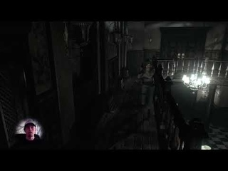 Прохождение Resident Evil HD PS4 RU-ENG Part 1 Jill Valentine