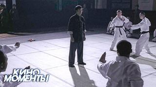 Ип Ман против десяти японских бойцов. Месть за мастера Ляо. Ип Ман