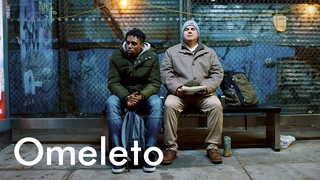 A homeless teen meets a deaf-blind man at a bus stop who changes his life forever. | Feeling Through