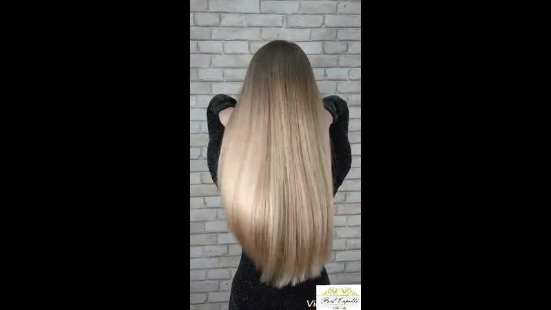 Диагностика кожи головыволос Ботокс для волос правильный домашний уход Prof Capelli❤ С заботой о Ваших волосах💆♀️