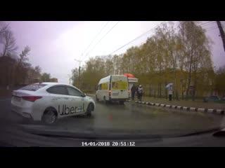 Саранск Мордовия, такси UBER