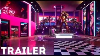 FNAF Security Breach 2021 NVIDIA Trailer (Фнаф Нарушения Безопасности Трейлер)