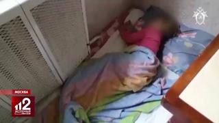 Няня похитила ребенка и держала у себя на кухне