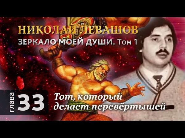 Глава 33 Тот который делает перевёртышей Автобиографическая хроника Николая Левашова том 1