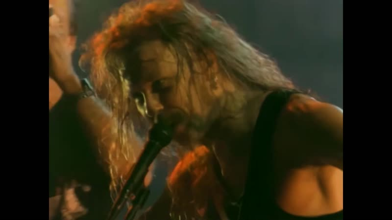 Metallica - Creeping Death - Guitar Solo (Live In Seattle, USA, August 30, 1989)[1080p].