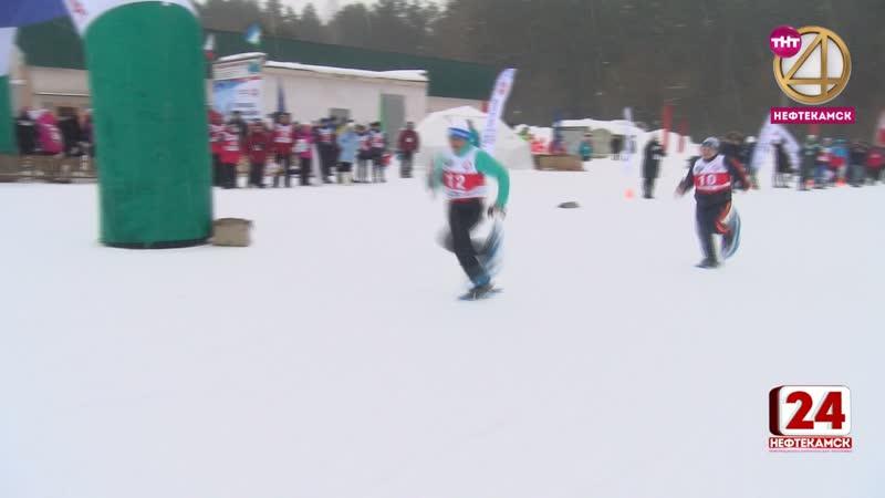 Специальная олимпиада России добралась до Нефтекамска