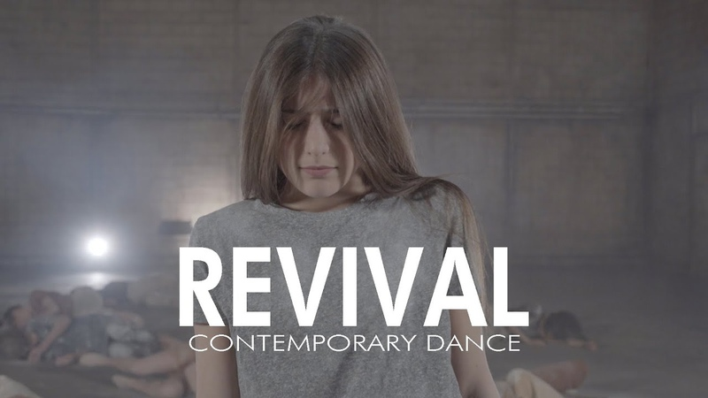 Revival Gregory Porter Contemporary Dance Choreography Sabrina Lonis Kids dance