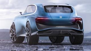 2022 Bugatti SUV - Everything we know so far about the first-ever Bugatti SUV!