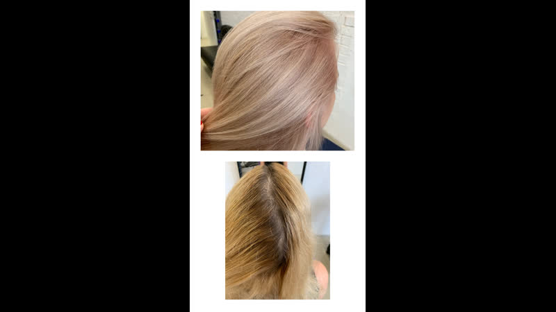 Окрашивание волос Парикмахерская SOUL