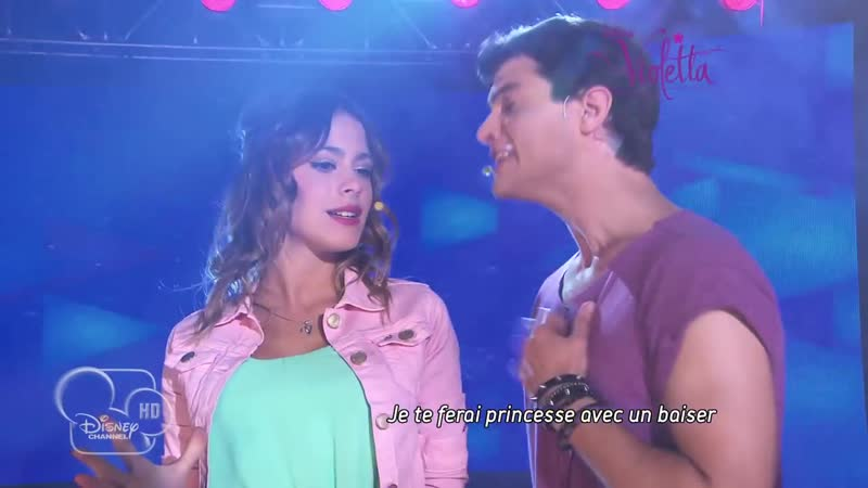 Violetta saison 2 Yo soy asi épisode 20 Exclusivité Disney Channel