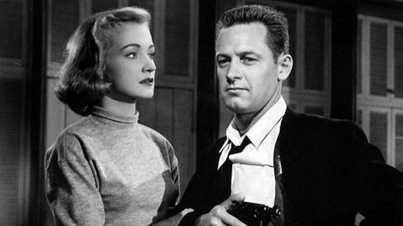 Темное прошлое 1948 США фильм нуар триллер преступление