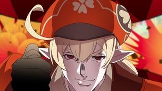 (Кли) Бумбум бакудановна (Genshin Impact)