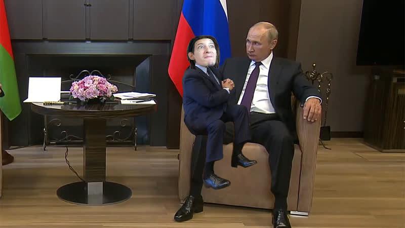 Кизару прилетел в Россию на встречу с Владимиром Путиным
