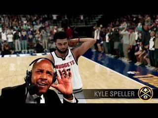 NBA 2K22: PA Announcers