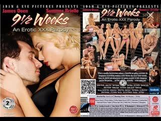 9 1/ 2 Weeks An Erotic XXX Parody / 2014