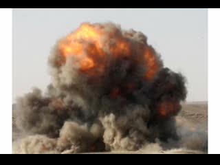 Мощный огонь ВСУ по окраинам Ясиноватой. кадры с места обстрела