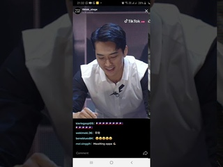 Men And Mission Fan Meet on Tiktok 14082020 - Song Seung Heon Session