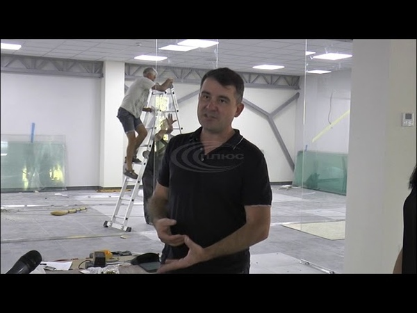 ЦНАП в Славянске готов на 99 процентов 27 08 2018