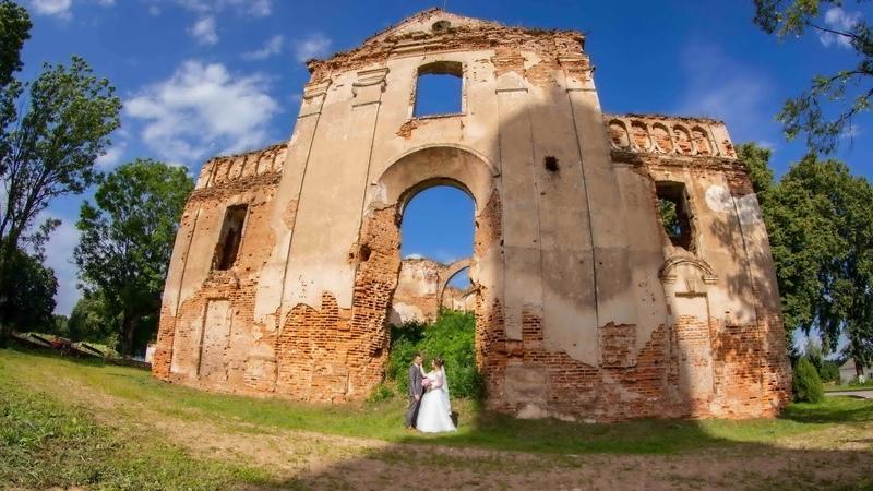 Михаил и Вероника Свадебный день Свадебная фотопрезентация' 2020